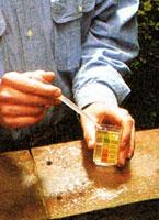 тест земли на кислотность